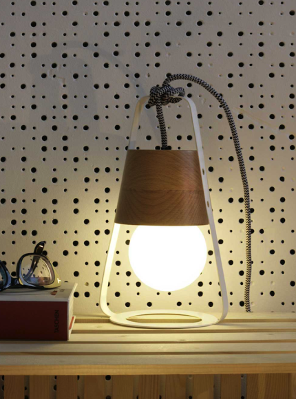 HOP Design - Lantern Lamp
