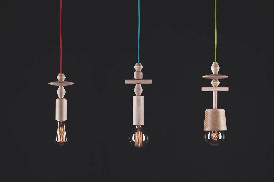HOP Design - Totem Lamp