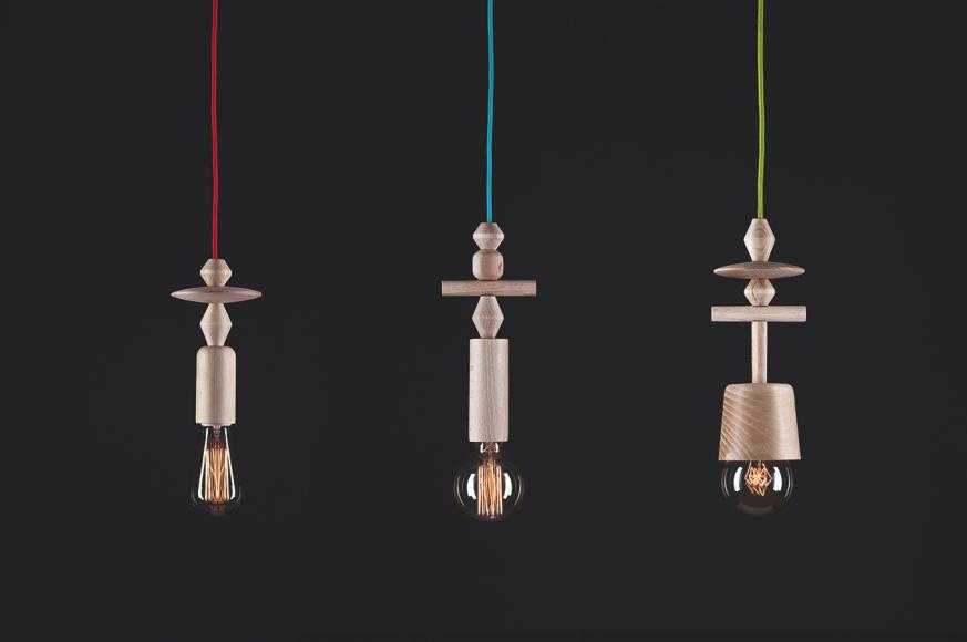 HOP Design - Totem Lamp