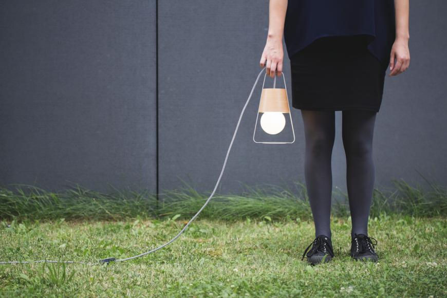 HOP Design - Lantern Lamp