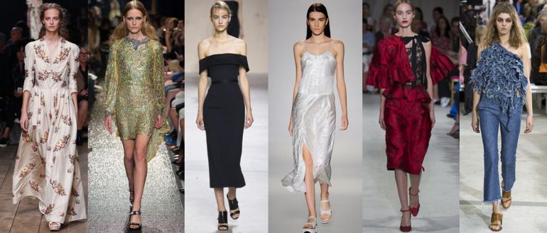 707491c693 12 trendów na wiosnę i lato według Vogue a