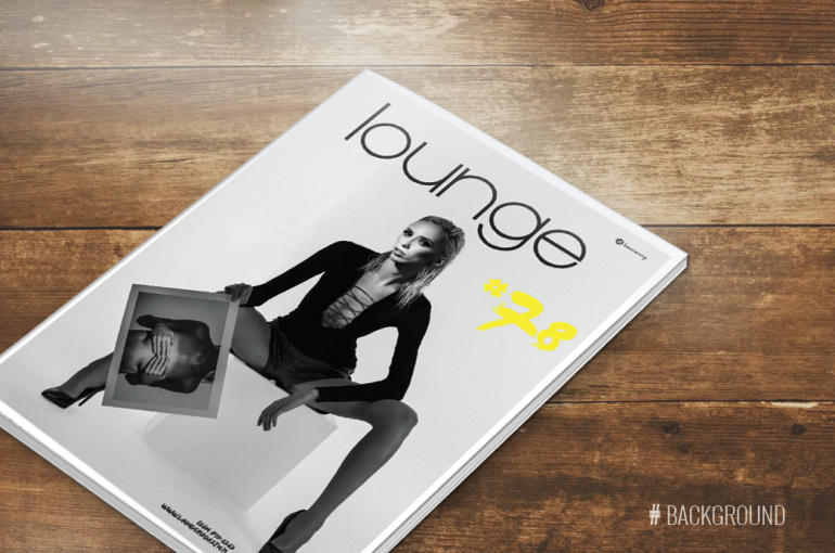 Lounge Magazyn: Luty '16 / No 78 / Background