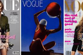 Kultowe okładki Vogue'a