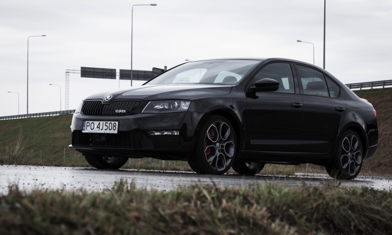 Test: Skoda Octavia RS