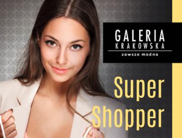 Zostań Super Shopperem! [ konkurs]