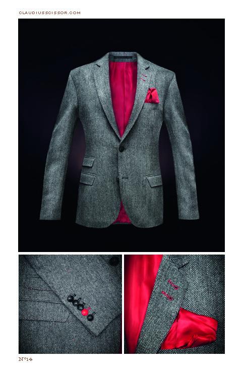 7eec7b027a182 Claudius Scissor kroi nowy męski styl | Lounge Magazyn