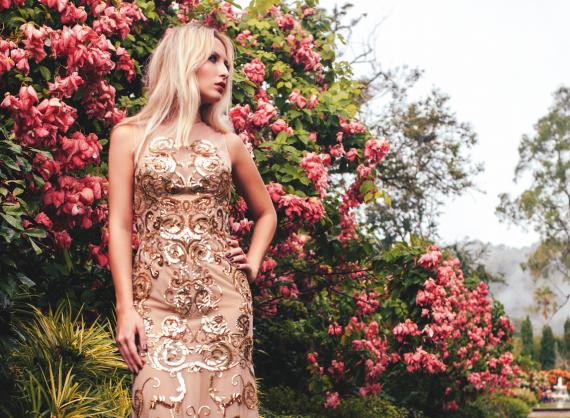 """Aurum Bloom - oznacza """"kwiat złota"""""""
