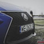 Lexus GS 200t F-Sport – mały silnik, wielki charakter!