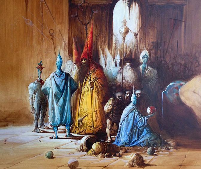 """""""Surrealizm i Realizm Magiczny"""" - Siudmaka, Olbiński, Beksiński"""