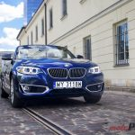 BMW 218i Lanserski? I co z tego?