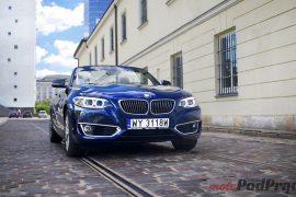 BMW 218i Lanserski? I co z tego?