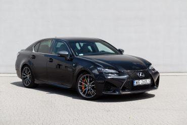 Lexus GS - dwie twarze