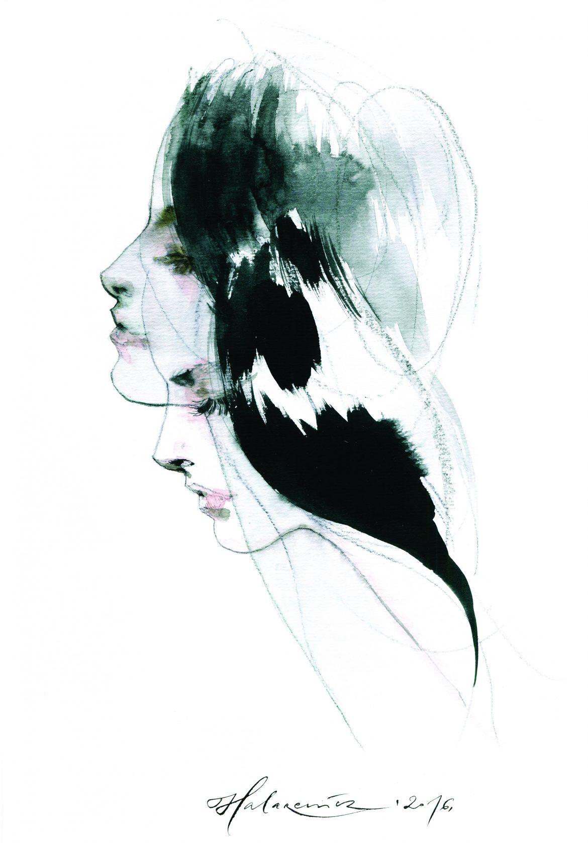 Anna Halarewicz. Obrazy przepełnione poezją