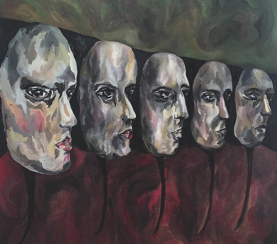 Aneta Klejnowska: Malarstwo wstylu Patti Smith