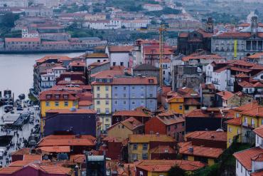 Wino, ryby i zachody słońca w Porto