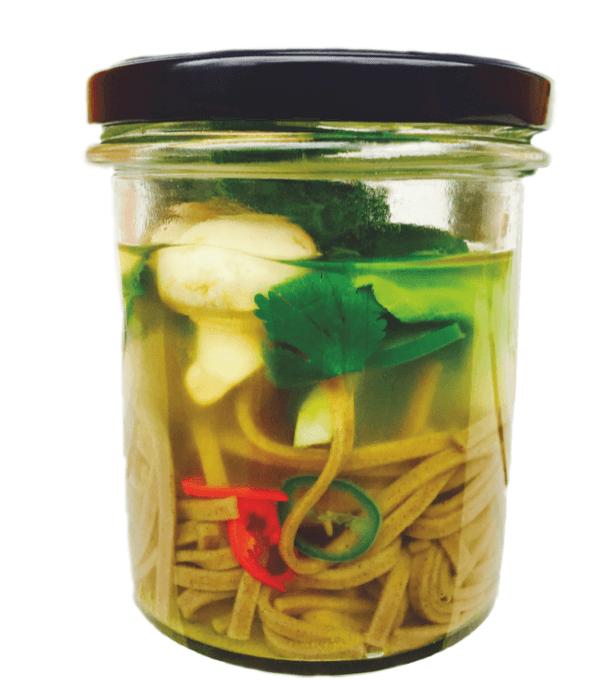 Chińska zupka w wersji slow