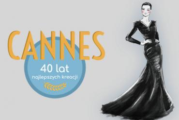 40 lat zwycięskich kreacji z Cannes