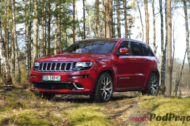 Test Jeep Grand Cherokee SRT. Po męsku.