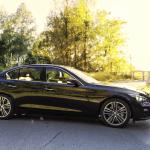 Test Infiniti Q50 S Hybrid - nie tylko Europa
