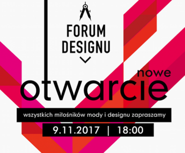 Forum Designu - nowe otwarcie!