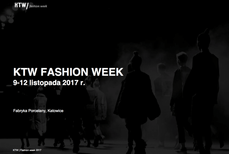 KTW Fashion Week. Fabryka Porcelany zaprasza na święto mody!