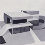 Architektura malowana pędzlem Hiszpana - wystawa w Warszawie