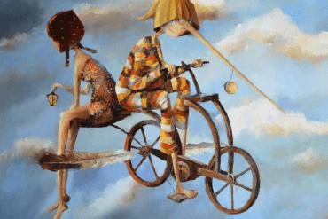 Magia kolorów i emocji - wystawa