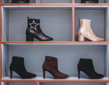 Buty dla kobiet idących pod prąd
