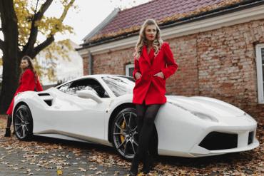 Ferrari 488 GTB - moc w dobrym stylu