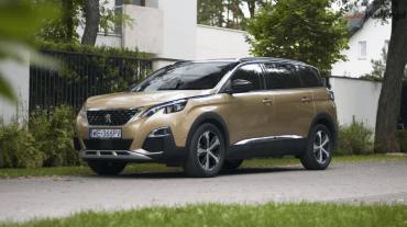 Peugeot 5008 - indywidualista na przekór [test]