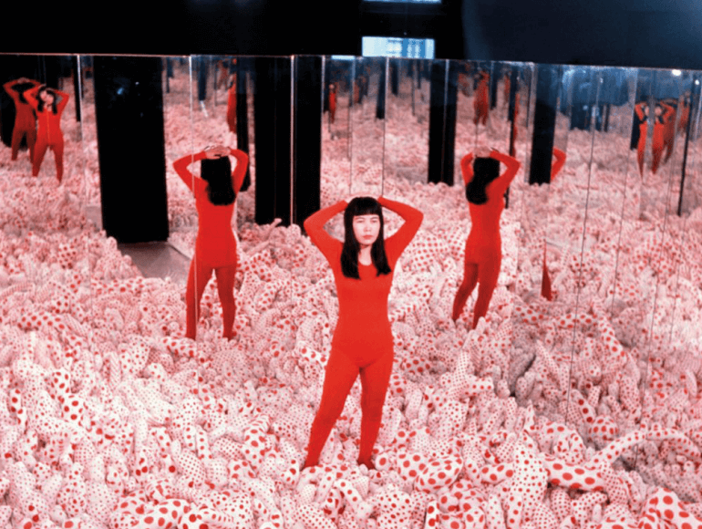 wystawa Infinity Mirrors