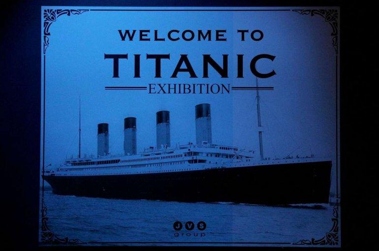 Wystawa Titanic – prawdziwa historia zacumowała w Krakowie!