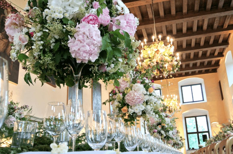 Jak ugryźć dekorację na wesele?