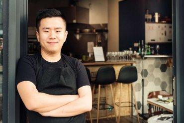 Nicholas (Yinliang Zhoulezi LU): Kuchnia jest jak teatr [wywiad]