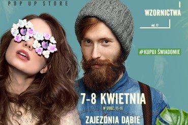 Wiosenne targi Fashion Meeting Pop Up Store już w ten weekend