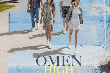 Śmiała mieszanka odzieży sportowej z elegancką awangardą - czyli Omen High