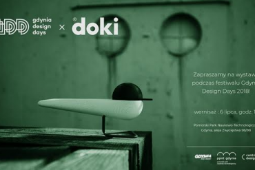Premiera DOKI na Gdynia Design Days 2018!
