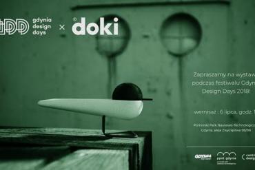 Premiera DOKI naGdynia Design Days 2018!