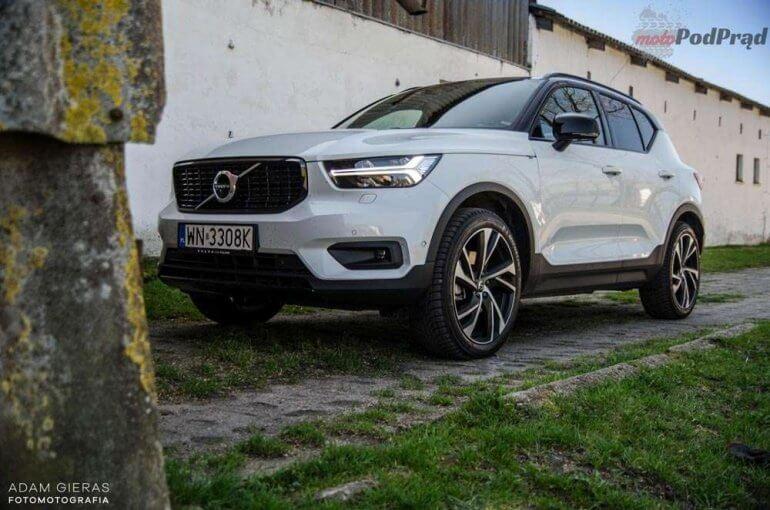 Volvo XC40 - dla lubiących się wyróżniać [test]