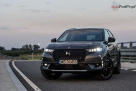 Test DS 7 Crossback 2.0 BlueHDI Grand Chic – prestiż niejedno ma imię