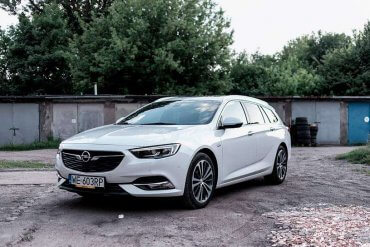 Opel Insignia Sport Tourer - ideally na urlop [test]