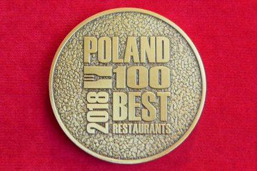 POLAND 100 BEST RESTAURANTS AWARDS 2018