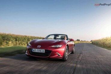 Mazda MX-5 – sama radość, ale… [test]