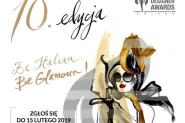 Wystartował 10. jubileuszowa edycja konkursu Fashion Designer Awards