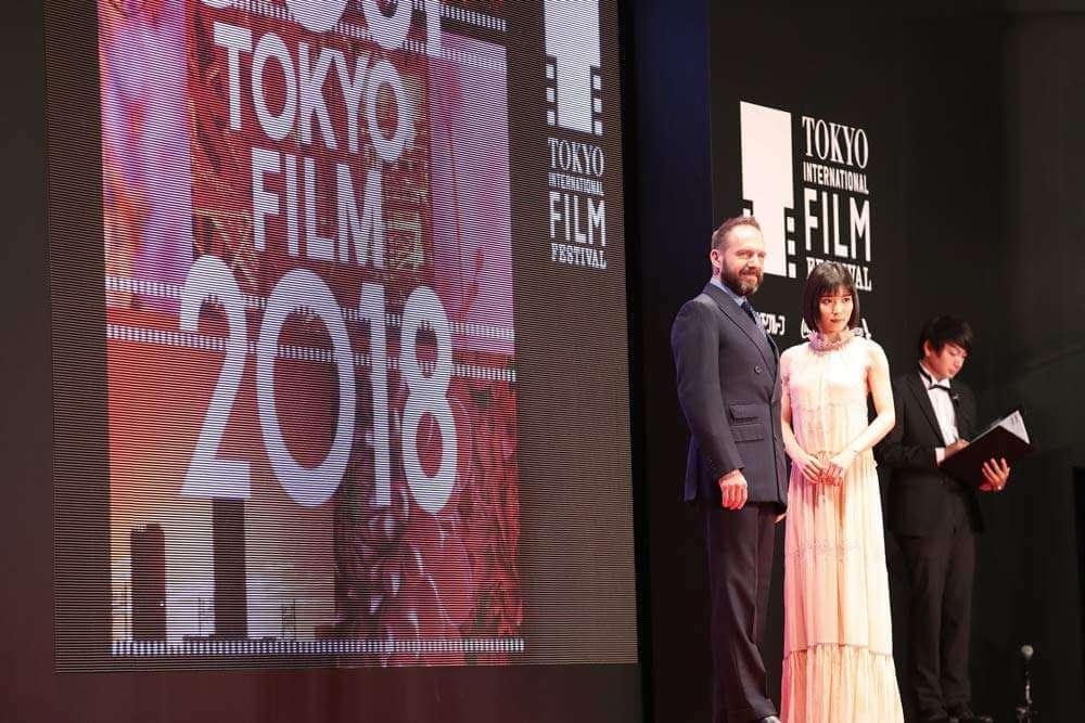 W krainie Totoro - Festiwal Filmowy w Tokio