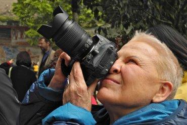Elżbieta Dzikowska odwiedzi Kraków