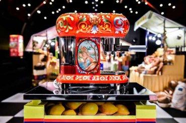 Toster od Dolce i Czajnik Gabbana