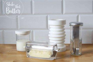 Zestaw, którym ubijesz własne masło!!