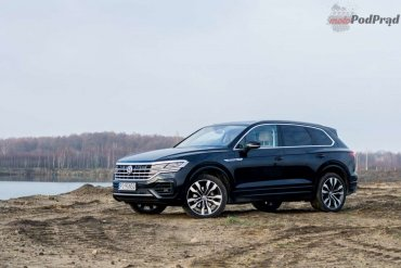Volkswagen Touareg R-Line 3.0 TDI – technologia ponad wszystko
