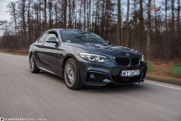 BMW 220i Coupe – moc toniewszystko [test]